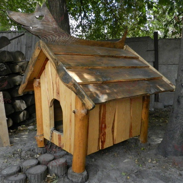 Заказать будку для животных