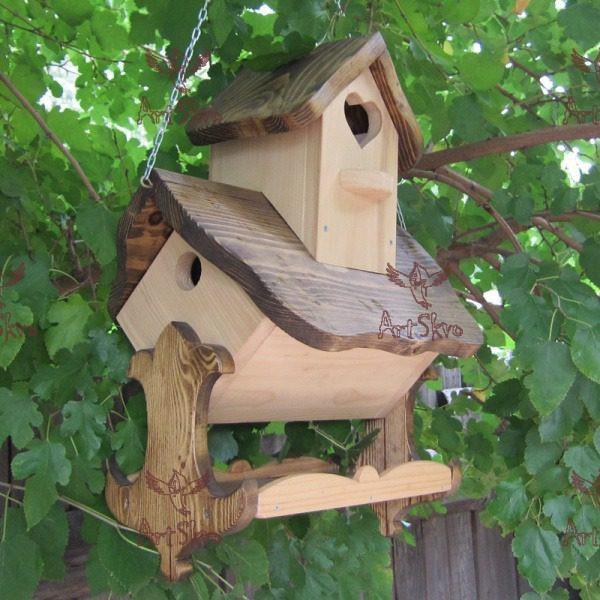 кормушка для птиц Птичник